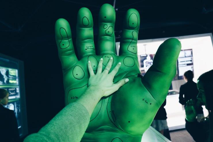 Hulks' Hand
