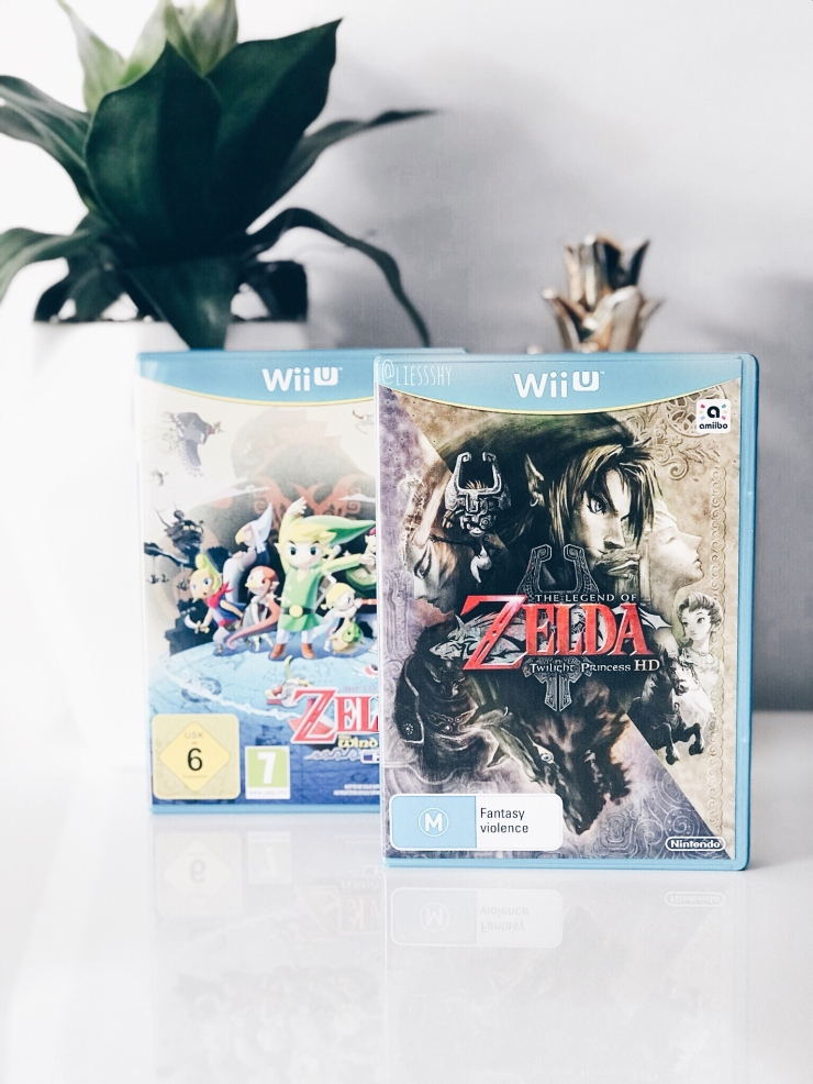 Nintendo Wii U Backlog