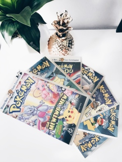 90's Pokémon VHS Tapes
