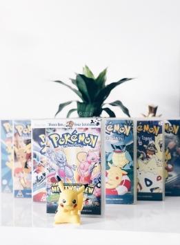 90's Pokémon VHS Tapes