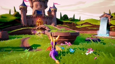Spyro Remaster Screenshot